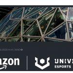Rockstar de Pepsico, nuevo partner de la Amazon University Esports