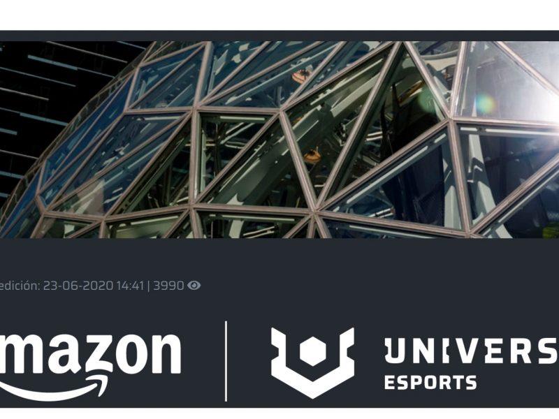 amazon, university, esports, programapublicidad