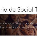 Kantar publica la cuarta edición del Anuario de Social TV.