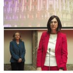 Cani Fernández, toma posesión como presidenta de la CNMC.