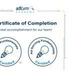 EQUMEDIA obtiene la certificación como Partner de Adform.