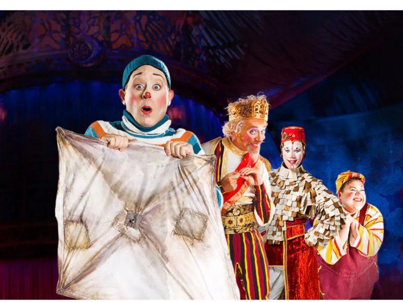 circo del sol, cirque du soleil, KOOZA, programapublicidad