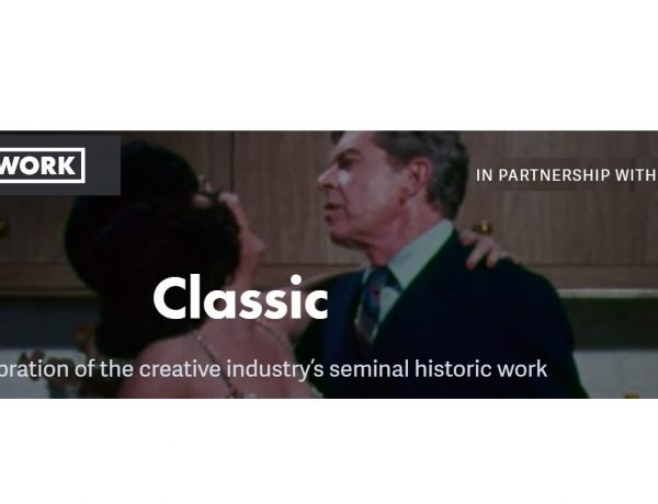 classic, the work, cannes lions, facebook, programapublicidad