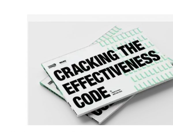 cracking, the effectiveness, code,warc, cannes lions, programapublicidad