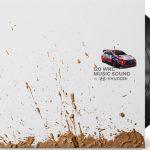 """Hyundai celebra el """"Día de la Música"""" con un disco basado en motor del i20 WRC."""