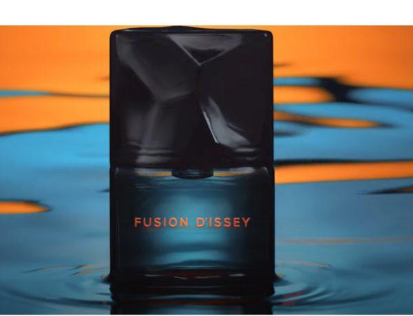 fusion dissey, perfume, hombre, programapublicidad
