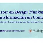 OmnicomPRGroup y la Complutense lanzan Master Design Thinking en comunicación.