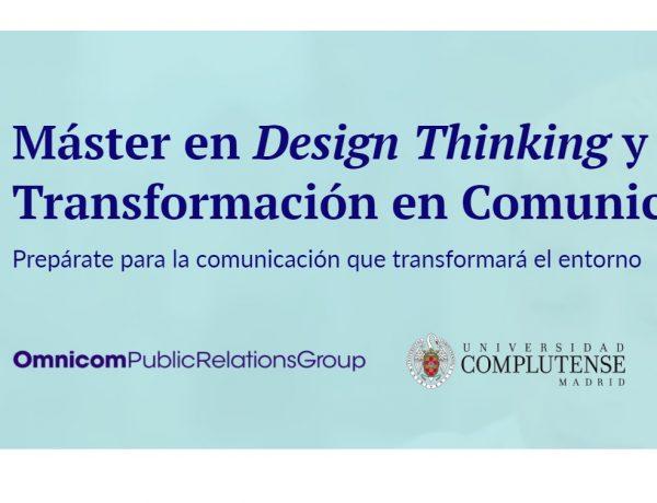 master ucm, omnicom, design, thinking, comunicación, complutense, programapublicidad