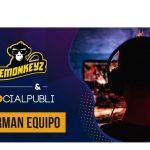 SocialPubli entra en el sector de los esport con eMonkeyz Club