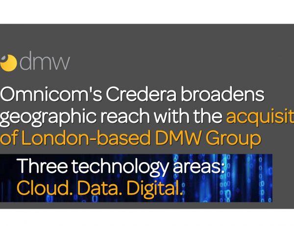 DMW, credera, omnicom, programapublicidad