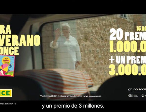 #ExtraDeVerano, #ONCE , espera ,verano ,muy repartido , Extra ,Verano , ONCE, programapublicidad