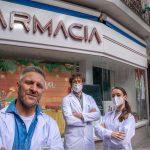 Los farmacéuticos recuperan el espíritu de 'Farmacia de Guardia' con McCann.