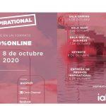 Inspirational'20 Online arrancará el próximo Jueves 10 de septiembre