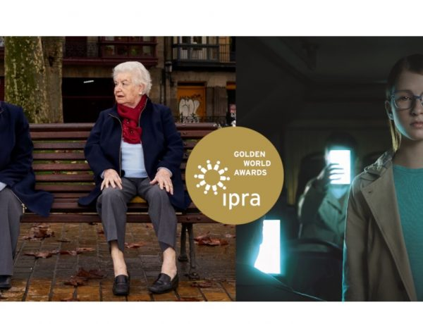 LLYC, ganadora , cinco , IPRA ,Golden World Awards , 2020, programapublicidad