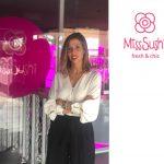 María Martínez Sánchez de Neyra,  Directora de Marketing y Comunicación, Miss Sushi
