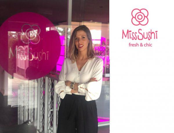 María Martínez Sánchez de Neyra, nueva Directora ,Marketing ,Comunicación , miss, sushi, programapublicidad