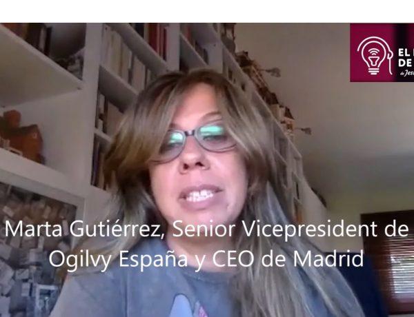 Marta Gutierrez, Ogilvy, programapublicidad