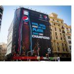 PEPSI MAX y El Ruso de Rocky apoyan la Champions desde Callao.