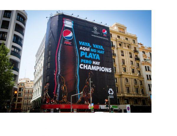 PEPSI MAX,El Ruso de Rocky, UEFA CHAMPIONS LEAGUE, programapublicidad