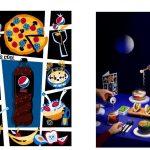 Pepsi MAX® presenta sus nuevos envases para 'La comida más instagrameable'.