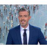 Antena 3 Noticias1 líder del martes con 2,4 millones y 19,5%.