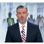 Antena 3 Noticias1 lideró el jueves  con 2,3 millones de espectadores y 19,7%.