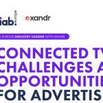 Futuro prometedor para la publicidad en televisiones inteligentes según IAB Europe.