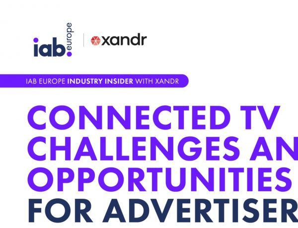 connectec tv, iab, xandr, europe, advertisers, programapublicidad