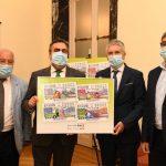 La ONCE suma 22 millones de cupones a campaña 'Responsabilidad de todos'