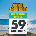 """""""Ilusiones"""" nueva campaña de la ONCE para Eurojackpot con Sra. Rushmore ."""