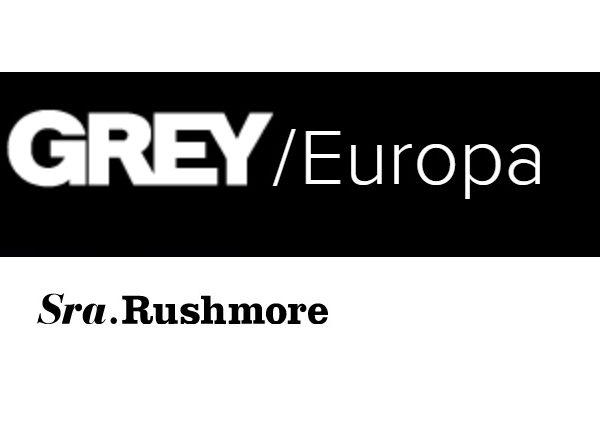 grey Europa , Sra Rushmore, programapublicidad