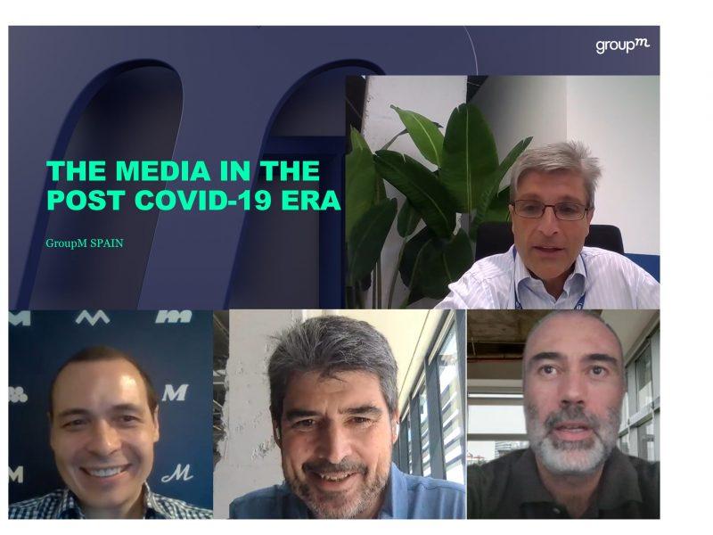 groupM, mariñas, The media post covid-19, era,programapublicidad