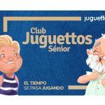 En el Día de los Abuelos, Juguettos lanza la tarjeta Club Juguettos Sénior.