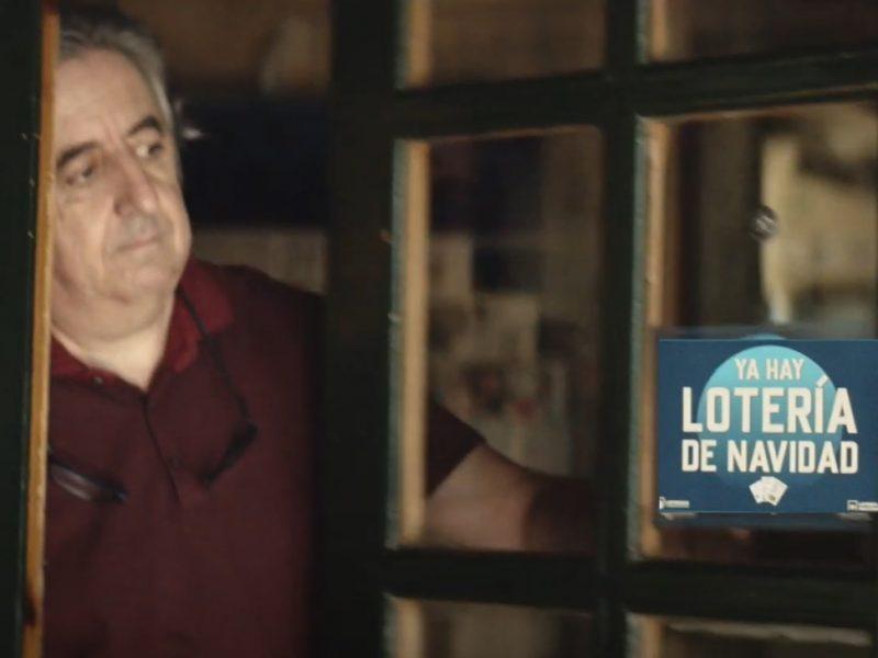 loteria navidad, ya hay, lotero, programapublicidad