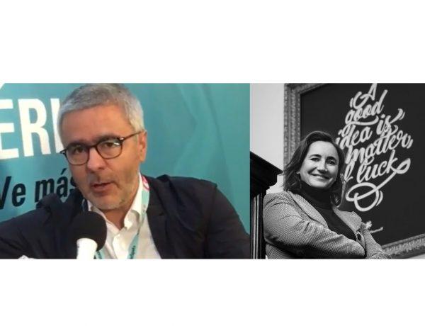 miguel simoes, Amaya Coronado,CEO ,LOLA MullenLowe España, programapublicidad
