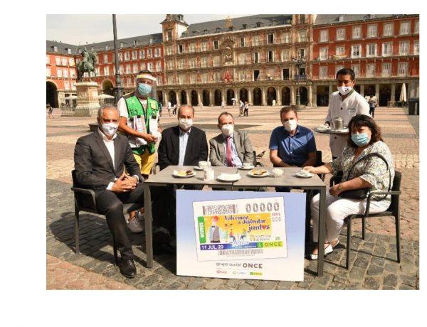 presentacion, cupon once, plaza mayor, sabado, bares, programapublicidad