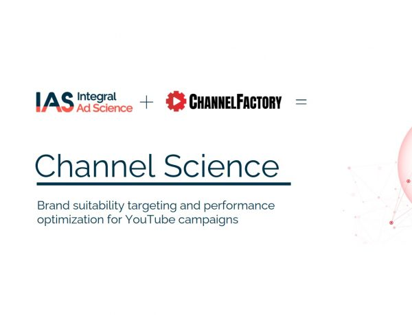 Channel Science,Channel Factory, IAS, programapublicidad