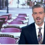 Antena3 Noticias1 líder del miércoles con 2,2 millones de espectadores y 19,1%.