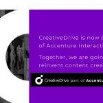 Accenture adquiere CreativeDrive