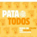 Burger King® España  regalará cubos de patatas fritas con acción de David.