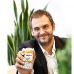 Roberto del Barrio Riopedre director división de productos de origen vegetal de Danone Iberia.