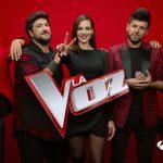 Antena 3 estrena este viernes la nueva edición de 'La Voz'.