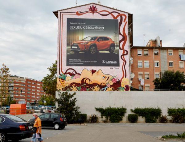 Alpha ,Publicidad Exterior , arte urbano , exterior , Terrasa, programapublicidad