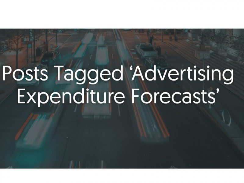 Automotive ,Advertising ,Expenditure ,Forecasts, zenith,programapublicidad