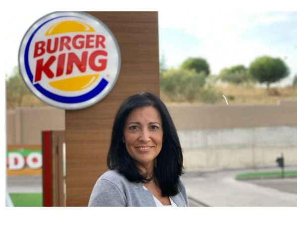Burger King, incorpora , Beatriz Faustino ,directora , Marketing ,España , Portugal, programapublicidad