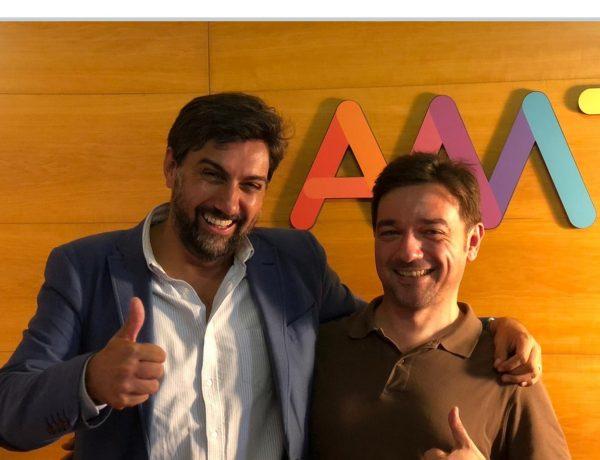 Fernando Durán ,AMT ,Creative Supervisor ,agencia.,programapublicidad