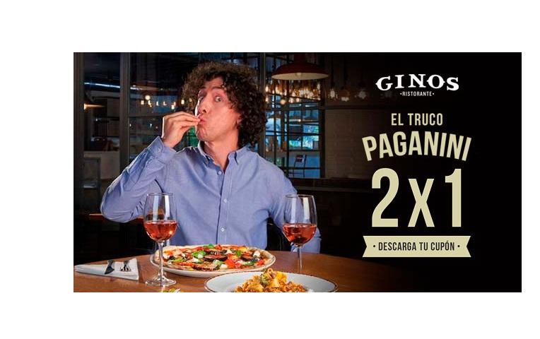 Ginos ,lanza ,el truco Paganini, Arnold ,Arena Media ,programapublicidad