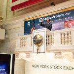 LaLiga Santander protagonista de la apertura de la Bolsa de Nueva York