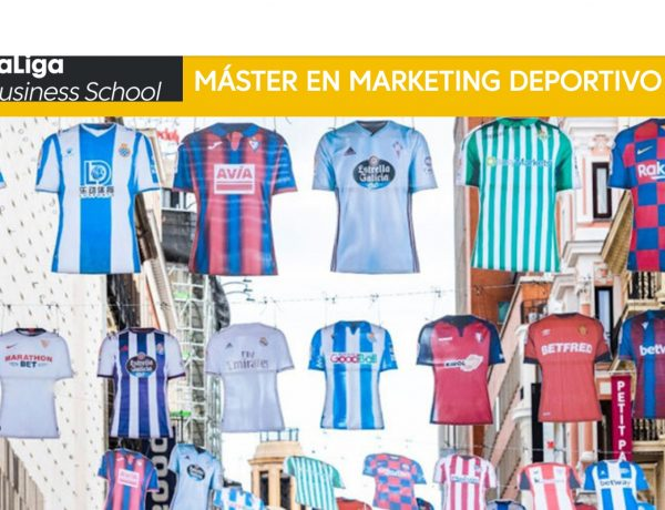 Máster , Marketing Deportivo ,LaLiga, programapublicidad