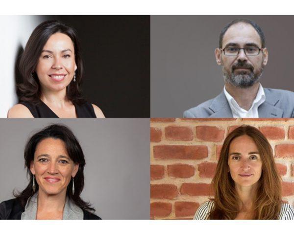 Paloma Baena, Alberto Montero, Cristina Monge ,Ana Ariño ,Consejo Asesor ,LLYC ,España, programapublicidad